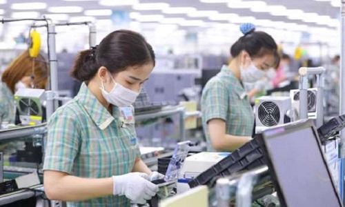 chỉ số sản xuất công nghiệp