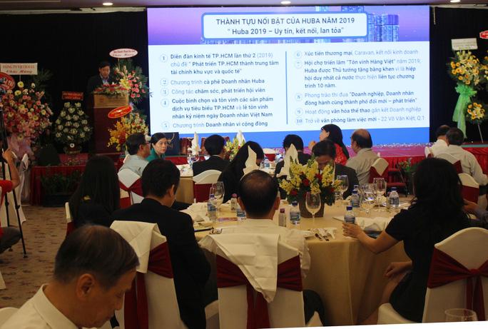Hiệp hội Doanh nghiệp TP HCM cần tăng cường chất lượng phản biện, hiến kế