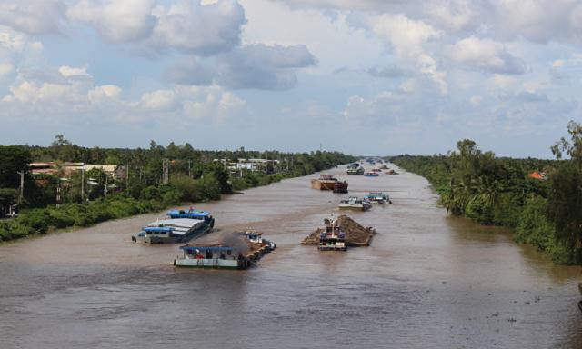 kênh chợ gạo