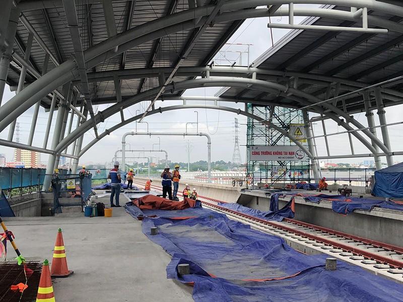 TP.HCM triển khai thêm 4 tuyến metro