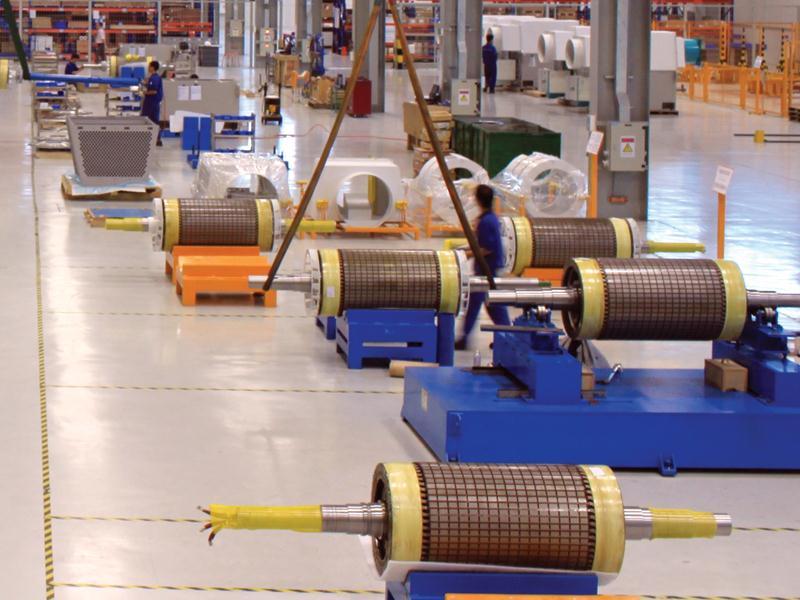 nhà máy GE