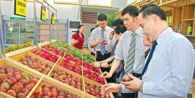 nông sản xuất khẩu