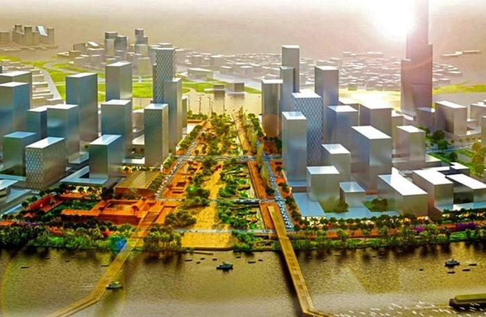 Quảng trường Thủ Thiêm 6.500 tỷ đồng: Xin ý kiến Bộ Chính trị trong tháng 11