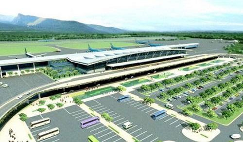sân bay sapa