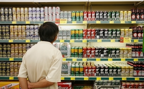 tăng thuế rượu bia