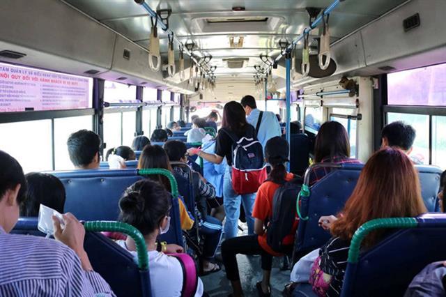 xe buýt điện