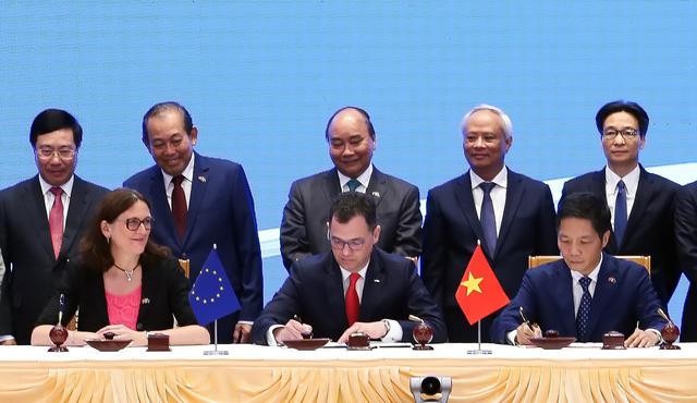 hiệp định thương mại tự do châu âu
