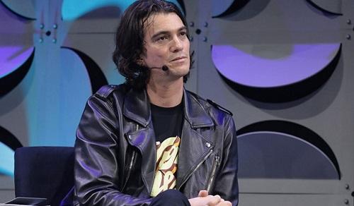 Adam Neumann đầu tư vào startup