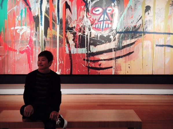 Trước đó, người ta chỉ biết đến ông qua những lần vung tiền cho các tác phẩm nghệ thuật trị giá 200 triệu USD.