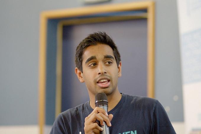 Suhail Doshi, 30 tuổi, một trong 40 doanh nhân tiêu biểu dưới 40 tuổi của thành phố San Francisco, Mỹ. Ảnh: BI.