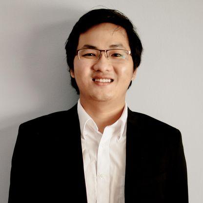 Hoàng Nguyễn, đồng sáng lập thuocsi.vn.