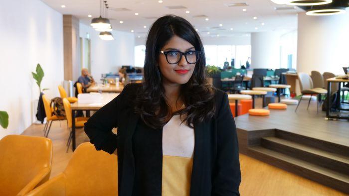 """Cô gái 27 tuổi đã tạo ra một công ty """"kỳ lân"""" cho Ấn Độ (nguồn: CNBC)"""