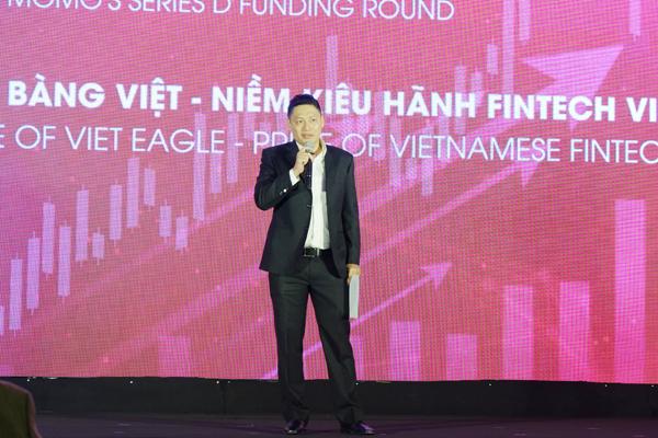 ông Nguyễn Mạnh Tường, Phó Chủ tịch MoMo