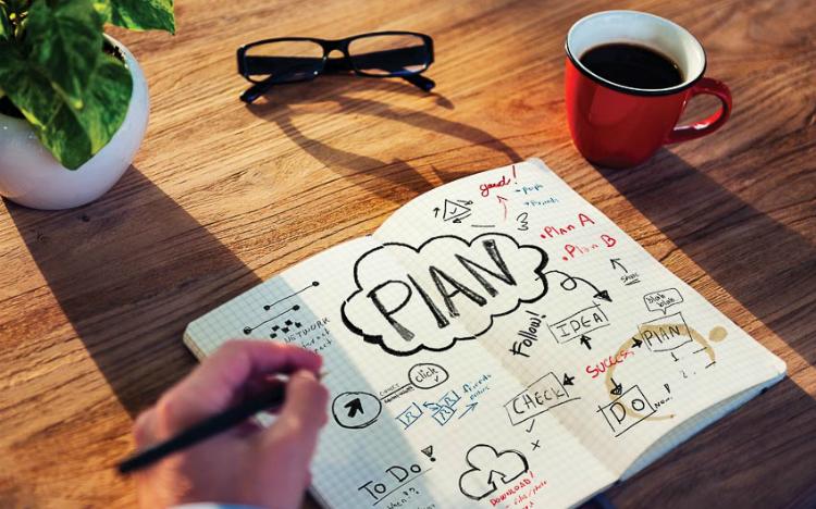 kế hoạch khởi nghiệp
