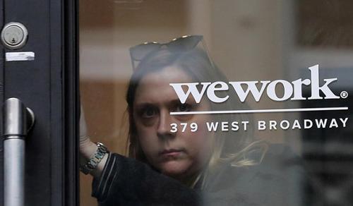 startup wework