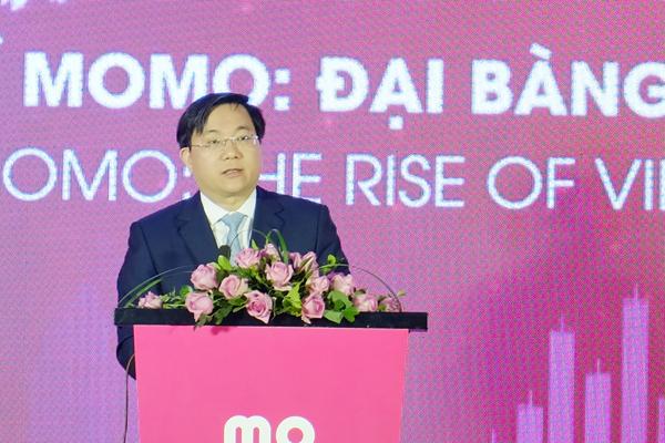 Ông Trần Duy Đông, Thứ trưởng Bộ Kế hoạch và Đầu tư.