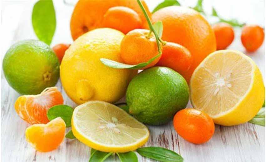 Các quả có múi chứa nhiều vitamin C
