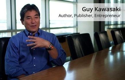 4 bí quyết khởi nghiệp thành công của Guy Kawasaki