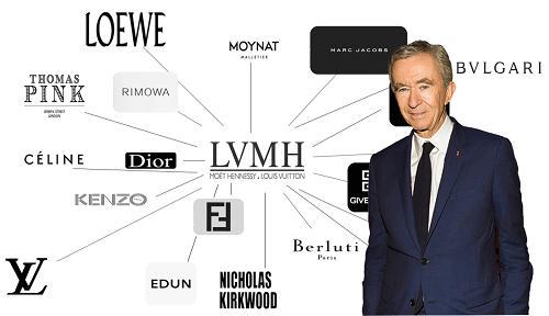 Choáng ngợp khối tài sản của cha đẻ nhãn hàng xa xỉ lớn nhất thế giới LVMH