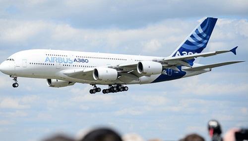 Airbus khai tử máy bay thương mại lớn nhất thế giới A380