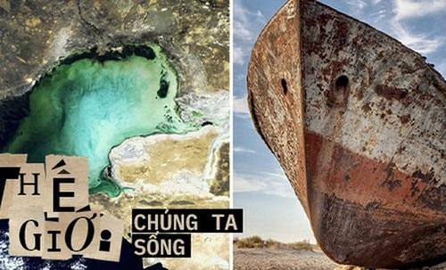 Chiếc hồ lớn nhất thế giới đang bị hủy hoại nghiêm trọng vì biến đổi khí hậu, và mọi chuyện có lẽ đã quá muộn để thay đổi