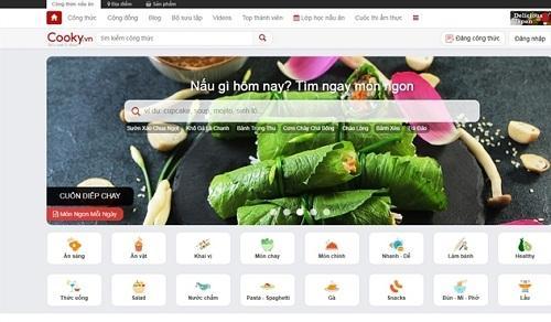 Cooky.vn gọi vốn thêm nửa triệu USD