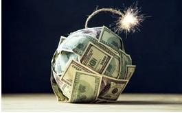 ′Núi′ nợ thế giới cao kỷ lục 281.000 tỷ USD