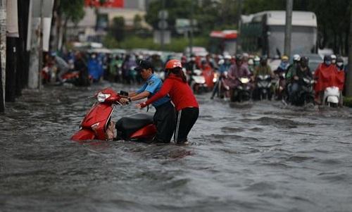 1/4 diện tích TP.HCM sẽ chìm trong nước?