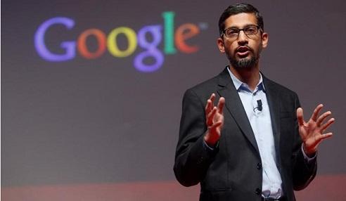 CEO Google Sundar Pichai trải lòng về sự nghiệp