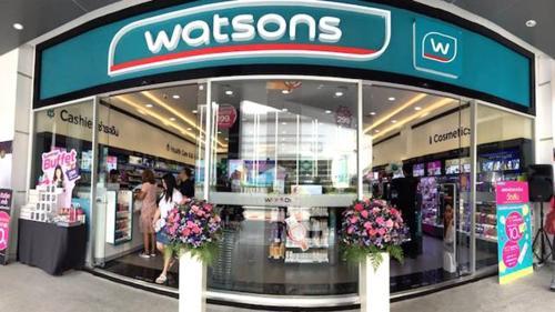 Đại gia bán lẻ mỹ phẩm Hong Kong đổ bộ Việt Nam